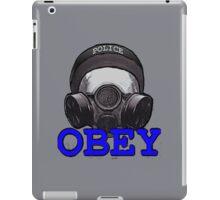 OBEY SWAT iPad Case/Skin
