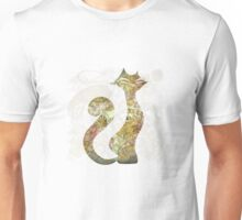 The Tattoo Cats -  Ivory and GoldTattoo Unisex T-Shirt