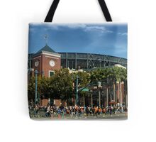 San Francisco Baseball Tote Bag