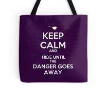 KEEP CALM, XANDER Tote Bag