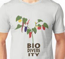 Biodiversity Chilis Unisex T-Shirt