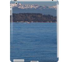 Soothing Waters iPad Case/Skin