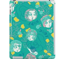 Folksy Flappers iPad Case/Skin