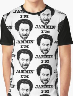 You got Jammed Graphic T-Shirt