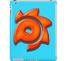 Emblem of Courage iPad Case/Skin