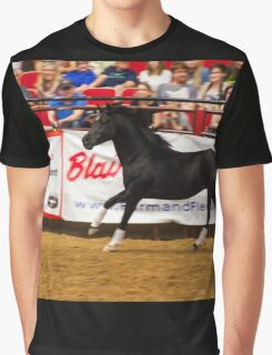 The Equine Touch - Black Beauty Graphic T-Shirt