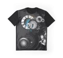 Time and Space Graphic T-Shirt