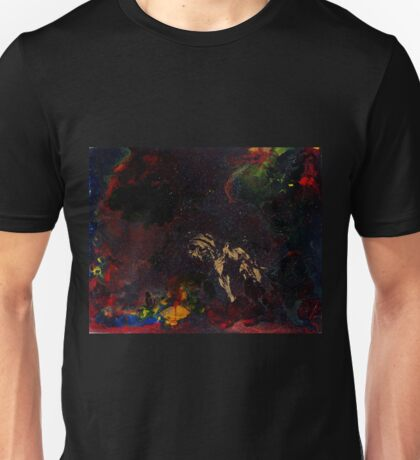 Abstract space surreal scifi  Unisex T-Shirt