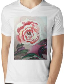 Mother's Day Flowers, Flowers That Will Last Forever Mens V-Neck T-Shirt