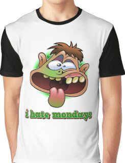 I hate mondays Graphic T-Shirt