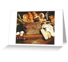 Food Greeting Card