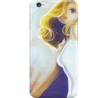 Blonde Cigarette iPhone Case/Skin
