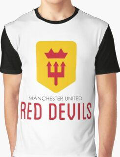 GO GO MANCHESTER UNITED  Graphic T-Shirt