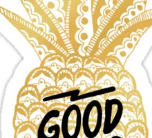 Good Vibes Ananas Sticker