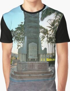 Anzac Memorial, Lest we forget.  HDR Graphic T-Shirt