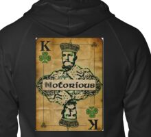 Conor 'The Notorious' McGregor Zipped Hoodie