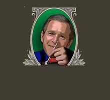 George W Bush, snorting cocaine Unisex T-Shirt