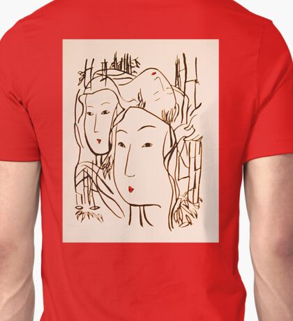 Japanese Bamboo Forest T-Shirt