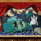 Diorama Folk Music by ZugArt