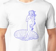 The Birth of Venus Unisex T-Shirt