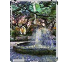 Savannah Park iPad Case/Skin