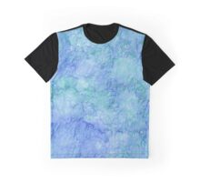 Watercolor Swirls Graphic T-Shirt