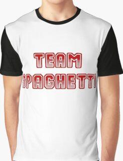Team Spaghetti Graphic T-Shirt