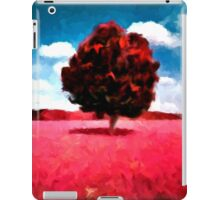 landscape  tree  nature  horror iPad Case/Skin