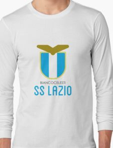 SS LAZIO JERSEY Long Sleeve T-Shirt