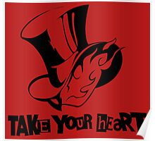 Persona 5 - Take Your Heart Poster
