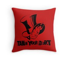 Persona 5 - Take Your Heart Throw Pillow