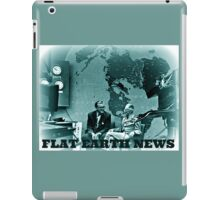 TV NEWS iPad Case/Skin