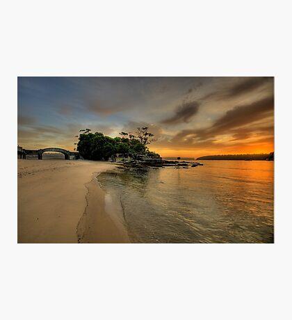 Balmoral Dreaming - Balmoral Beach - The HDR Series Photographic Print