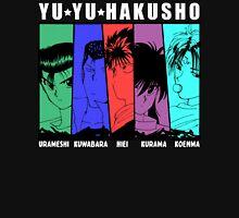 Yu Yu Hakusho - Urameshi, Kuwabara, Hiei, Kurama, Koenma Unisex T-Shirt