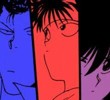 Yu Yu Hakusho - Team Urameshi Sticker