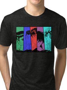 Yu Yu Hakusho - Team Urameshi Tri-blend T-Shirt