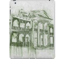 Beware Hitchhiking Ghosts iPad Case/Skin