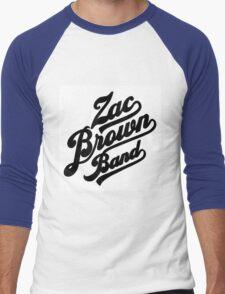 Zac Brown Band Logo Men's Baseball ¾ T-Shirt