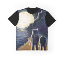 Peppermint Butler Moon Graphic T-Shirt