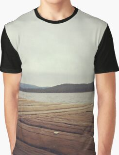 From the Deck Graphic T-Shirt