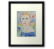 Fairy Queen Framed Print