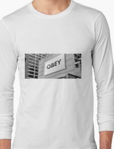 They Live - Obey Long Sleeve T-Shirt