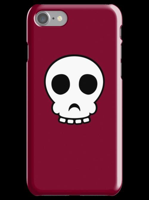 Goofy skull by Pig's Ear Gear