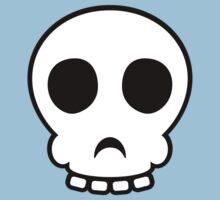 Goofy skull One Piece - Short Sleeve