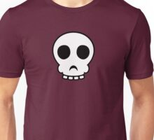 Goofy skull Unisex T-Shirt