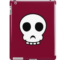 Goofy skull iPad Case/Skin