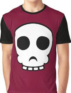 Goofy skull Graphic T-Shirt
