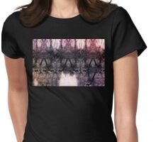 The many pathways Womens Fitted T-Shirt