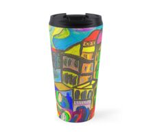 The Wave Travel Mug