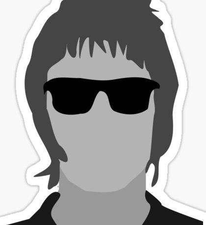 Liam Gallagher Sticker